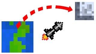 НА ЛУНУ! [ПУТЕШЕСТВИЕ в МАЙНКРАФТ](Путешествие в ракете на Луну в Minecraft, очень крутая карта. Сервер Маузера 1.8, айпи: mc.prostocraft.ru ✱ Карта: http://the-moon.w..., 2016-05-07T09:06:17.000Z)