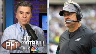 Do Eagles have an accountability problem? | Pro Football Talk | NBC Sports