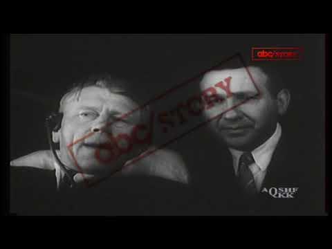 ENVER HOXHA SIPAS DOSJEVE TE CIA-S