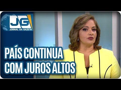 Denise Campos de Toledo/País continua com juros absurdamente altos