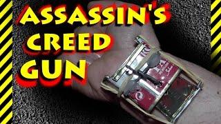 Как сделать скрытый пистолет-самострел ассасина из консервной банки. Assassin's creed gun.(ВАМ ПОНРАВИТСЯ !--- плейлисты: https://goo.gl/B2BIp5 - как сделать... https://goo.gl/Ee2Lra - из бумаги https://goo.gl/o3jtkb - оружие https://goo...., 2016-02-16T19:21:46.000Z)