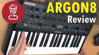 Modal ARGON8: Review and full workflow tutorial // wavetable synthesis explained