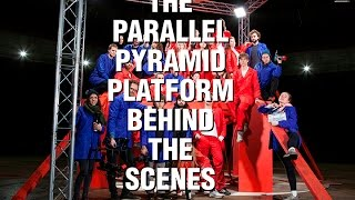 """Making of """"The Parallel Pyramid Platform"""""""