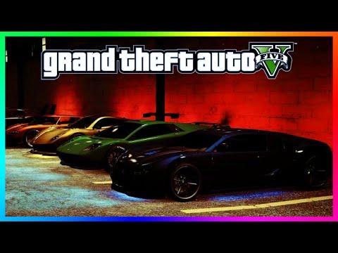 GTA 5 Online - Fast & Furious Theme Car Show! Epic Car Showcase From Fast & Furious 7! (GTA 5) poster
