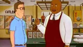 Hank HILL meets George FOREMAN.mpg