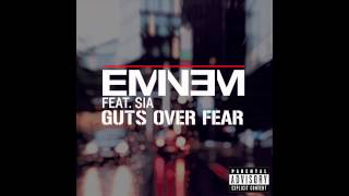 Eminem - Guts Over Fear ft Sia ( OFFICIAL REMIX )