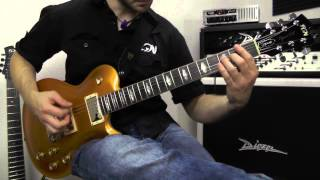 FGN Guitar Comparison   Holy Moses   One Step Ahead Of Death