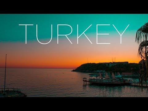TURKEY 2017 - 4K TRAVEL FILM