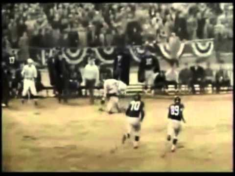 Raymond Berry, Catch #11 @ 1958 NFL Championship