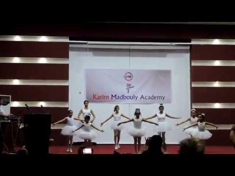 Euro Ballet - Karim Medbouly Ballet Academies - 2018