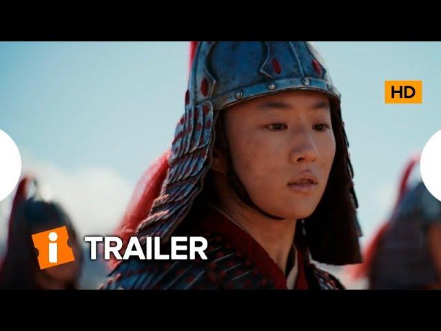 MULAN   Trailer 3 Legendado