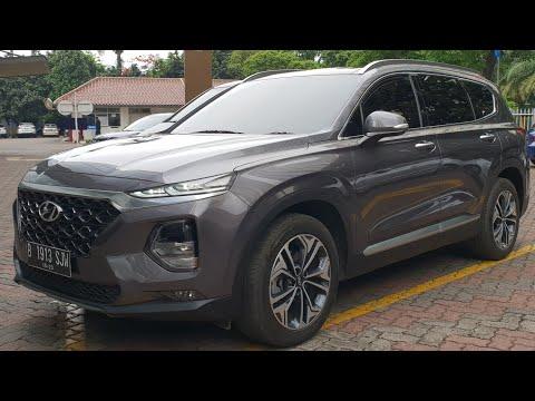Hyundai All-new Santa Fe 2.2 Diesel XG In Depth Review Indonesia