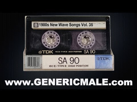 80s New Wave / Alternative Songs Mixtape Volume 35