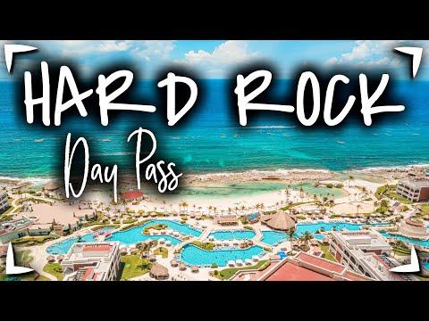HARD ROCK HOTEL Riviera Maya 🔴 Day Pass TODO INCLUIDO ►COMIDA y BARRA LIBRE ✅ ALL INCLUSIVE Cancun
