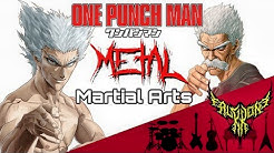 One Punch Man 2 - Martial Arts 【Intense Symphonic Metal Cover】