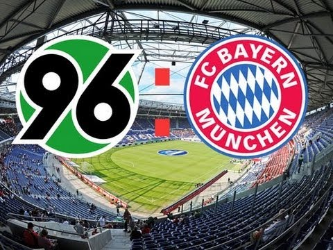 Hannover 96 Vs Bayern MГјnchen