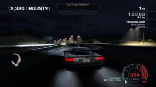 NFS:Hot Pursuit | Born In the USA 3:07.28/3:07.31 | World Record