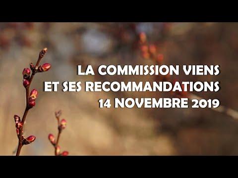 Midi des nations : la Commission Viens et ses recommandations