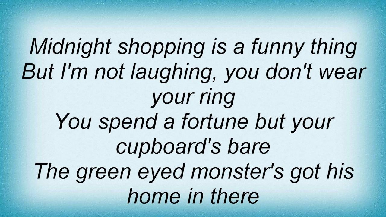 10cc Green Eyed Monster Lyrics 10cc Green Eyed Monster Lyrics Music Video Metrolyrics