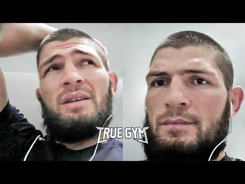 Люди хотят, чтобы я проиграл / Хабиб рассказал план на бой против Гэтжи на UFC 254