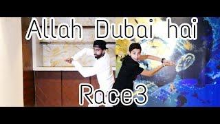 Allah Duhai Hai || Race 3 || Dance Choreography || Salman Khan || Scientist abhi
