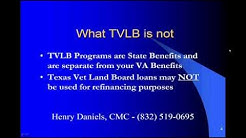 How to Use Texas Vet Loan to Purchase a home