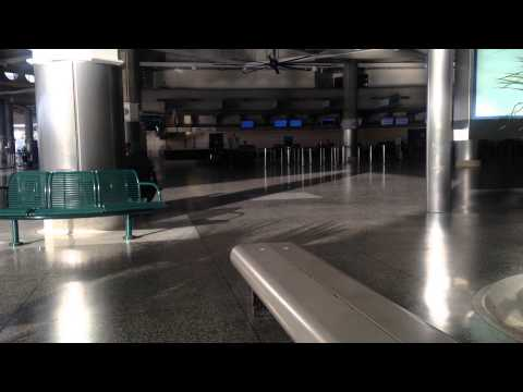 Barbados Airport July 4, 2015