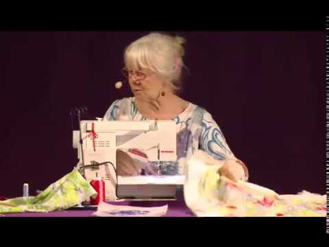 BERNINA with VAL HOLMES - POUR L'AMOUR DU FIL 2018