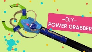 Repeat youtube video Power Grabber, Toy Hackers How-To-Build (feat: Simone Giertz)