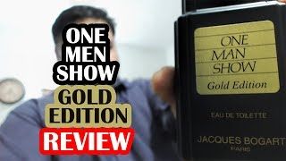 One Man Show Gold Edition Jacques Bogart - Review