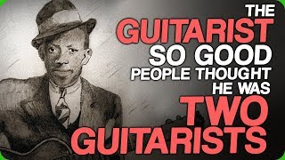 The Guitarist So Good People Thought He Was Two Guitarists (Ridiculous Video Game Weapons)