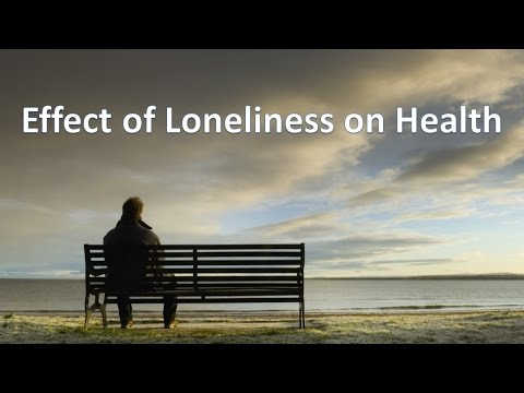 Effect of Loneliness on Health