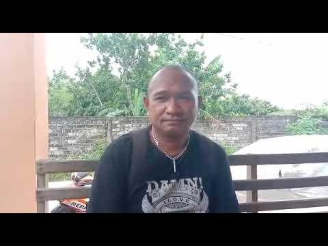 KEPO REVAV : OHOI REVAV & OHOINOL PERTAMA MASUKAN LPJ DANA DESA 2019 DI KKT