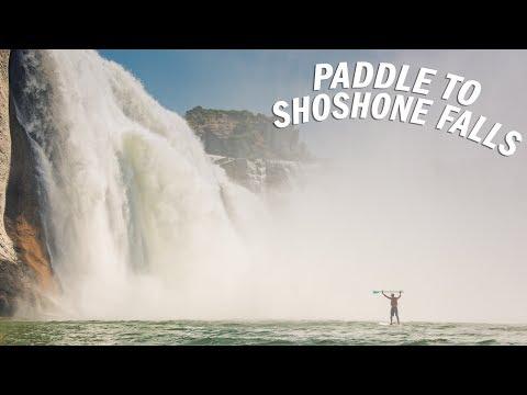 Paddle To Shoshone Falls   Twin Falls, ID