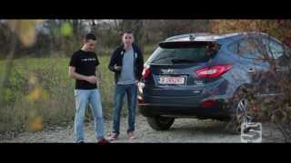 Test Hyundai ix35 facelift смотреть