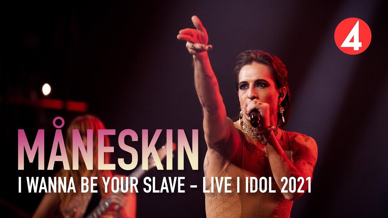 Download Måneskin - I Wanna Be Your Slave  | Idol Sverige | TV4 & TV4 Play