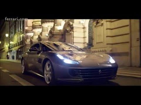 Ferrari GTC4 Lusso フェラーリ GTC4 ルッソ CM まとめ 自動車 Car commercial
