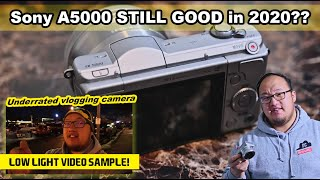 Is the Sony A5000 still good in 2020?