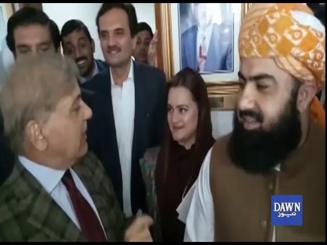 Saad Rafiquene Railway mein behtareen khidmat sar injam dein,Shahbaz Sharif