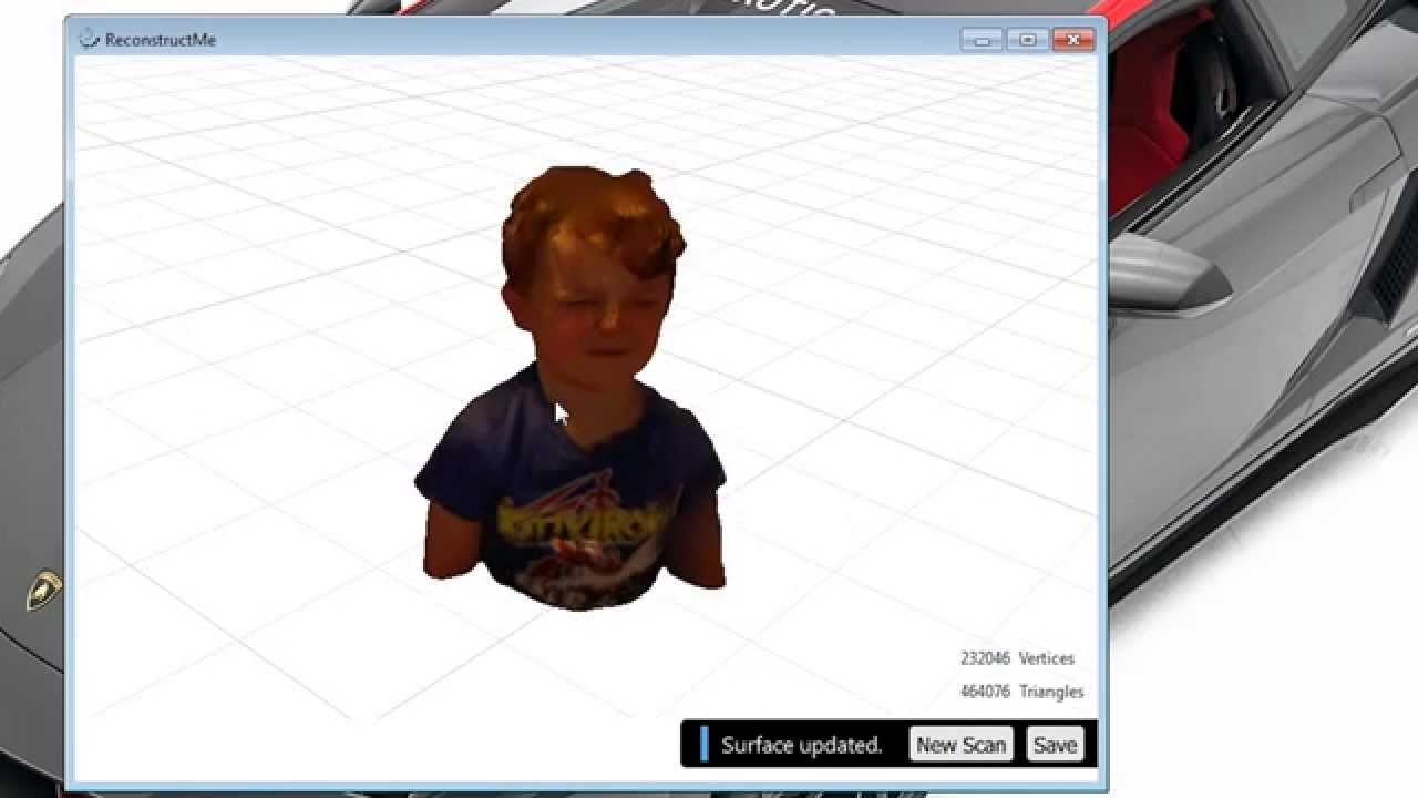 3D Scan and Print Yourself Using FREE Software!: 4 Steps