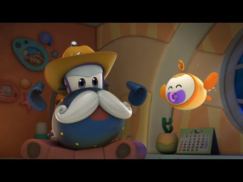 Мультфильмы - Марин и его друзья - Подводные истории -  Лучший дедушка на свете