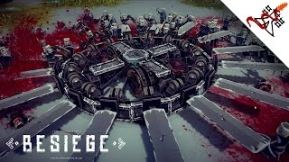 Besiege - Whirligig (mass Killing Machine) By Electricsamurai