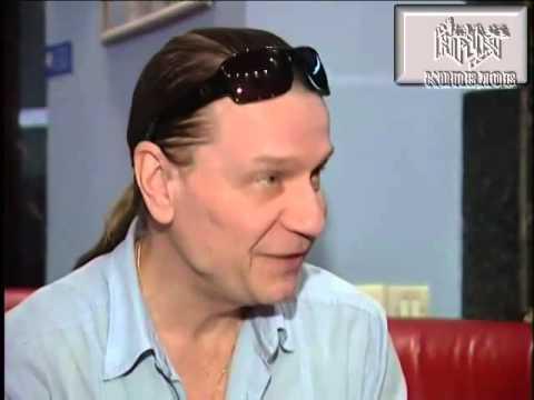 Кипелов эксклюзивное интервью перед концертом в Донецке