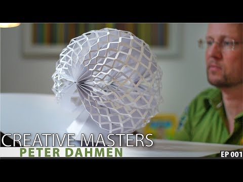 """The Magic Moment"" - Peter Dahmen the Amazing Paper Engineer"