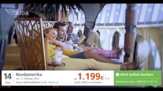 Traumziele - Ihr AIDA Reise TV: Grenzenloses Nordamerika