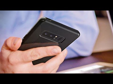 Samsung Galaxy Note 8 - SURPRISE!!!