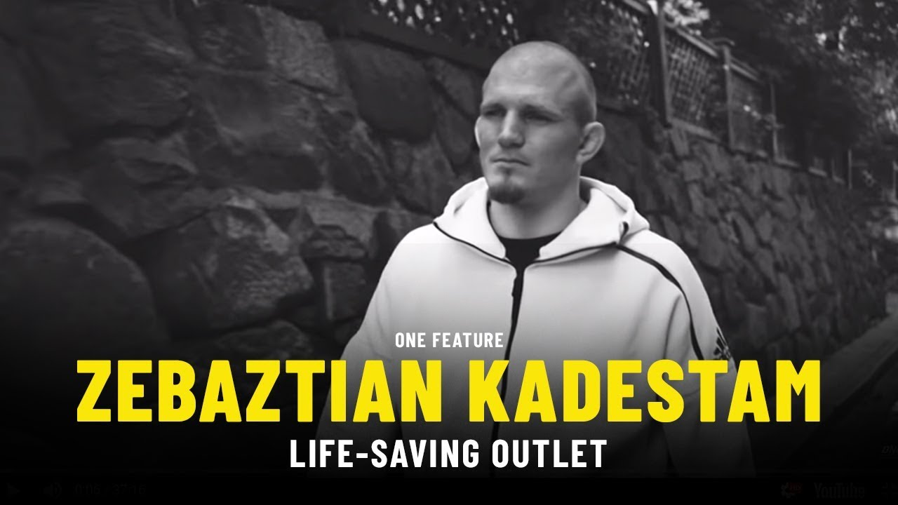 Zebaztian Kadestam's Life-Saving Outlet | ONE Feature