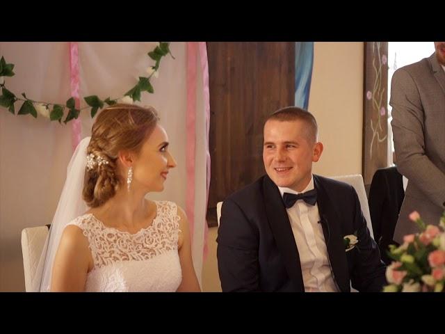 Teledysk Ślubny - Magda i Kamil