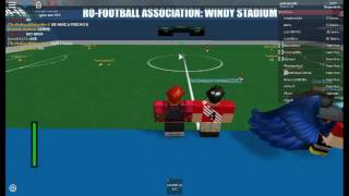 ROBLOX: Open Game England vs Brazil (RO-FA) ft PhantomRayV