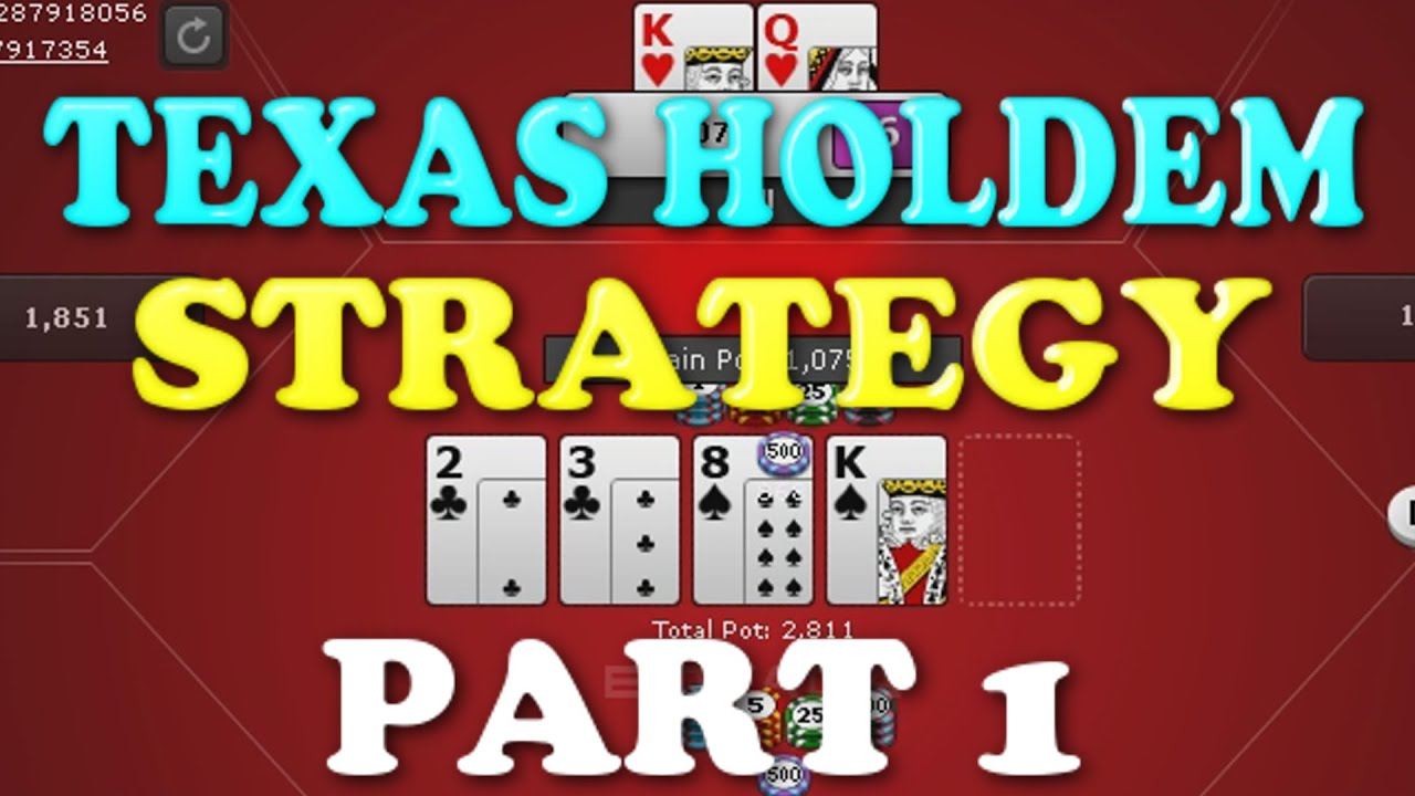 Texas holdem starting hand equity